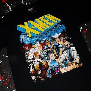 Marvel | X-Men black comic tee